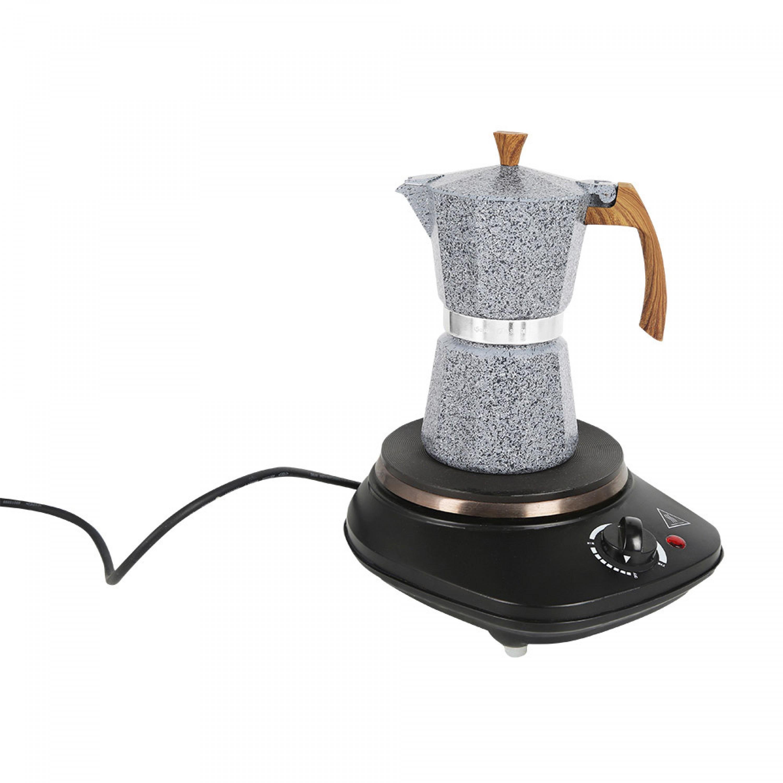 غلاية قهوة مختصة الومنيوم السنيدي 9*14*19.5 سم