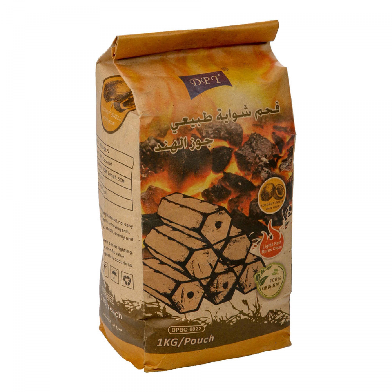 DPT فحم قوالب جوز الهند فحم شوي اندونيسي 1 كيلو