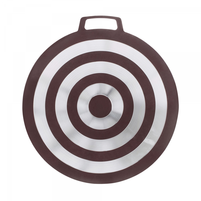 صاج قلي المنيوم بطبقة غير لاصقة السنيدي 45 سم *6 مل