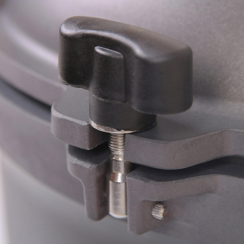 قدر ضغط DPT صب الومنيوم ثقيل 15 لتر
