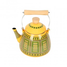 السنيدي ابريق شاي غضار نجدي 2.3 لتر