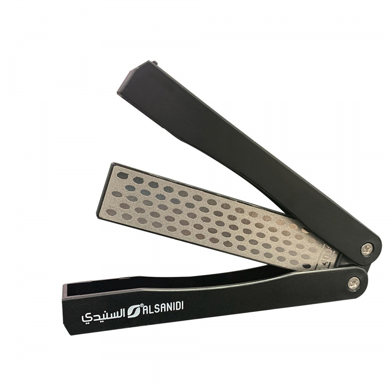 مسن سكين كريستال يدوي السنيدي 3*12.5 سم