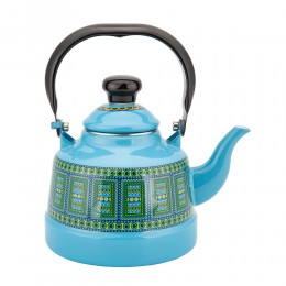 السنيدي ابريق شاي غضار نجدي 1.1 لتر