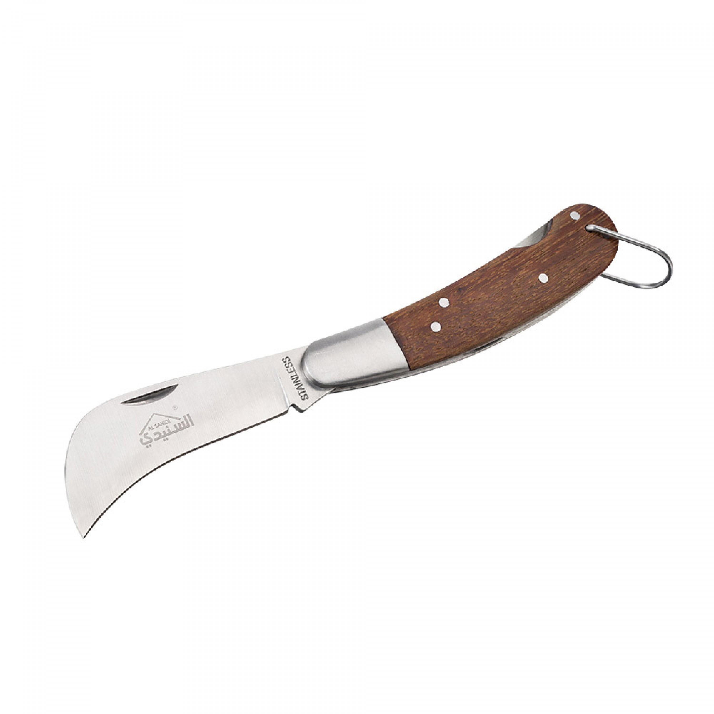 سكين صيد صياد للجيب السنيدي 19.5 سم