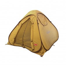 خيمة تلقائية الوقوف قماش قطني باكستاني 250*250*180 سم السنيدي