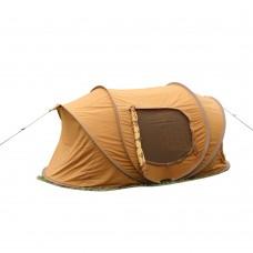خيمة المبيت مبطنة قماش قطني السنيدي 250*150*115سم