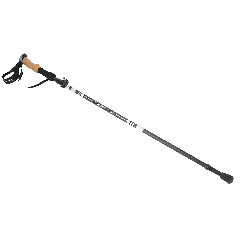 السنيدي عصا جبلية للهايكنج قابلة للطي عصا الهايكنج 135 سم