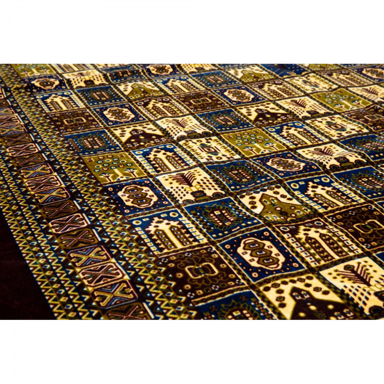 فرشة أرضية نقش تراثي السنيدي 170*270 سم