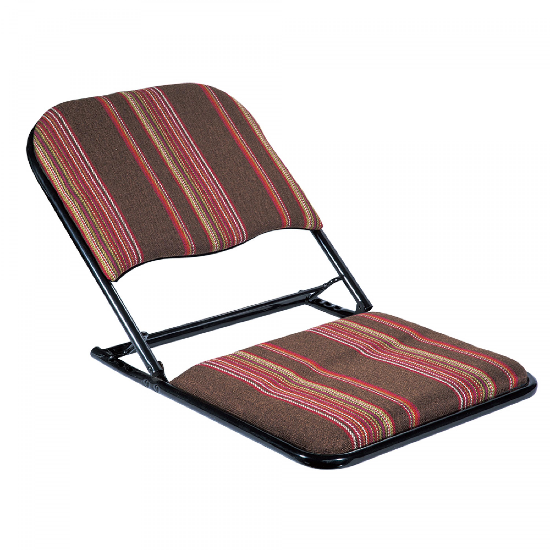 كرسي ارضي الحرم بفريم حديد السنيدي