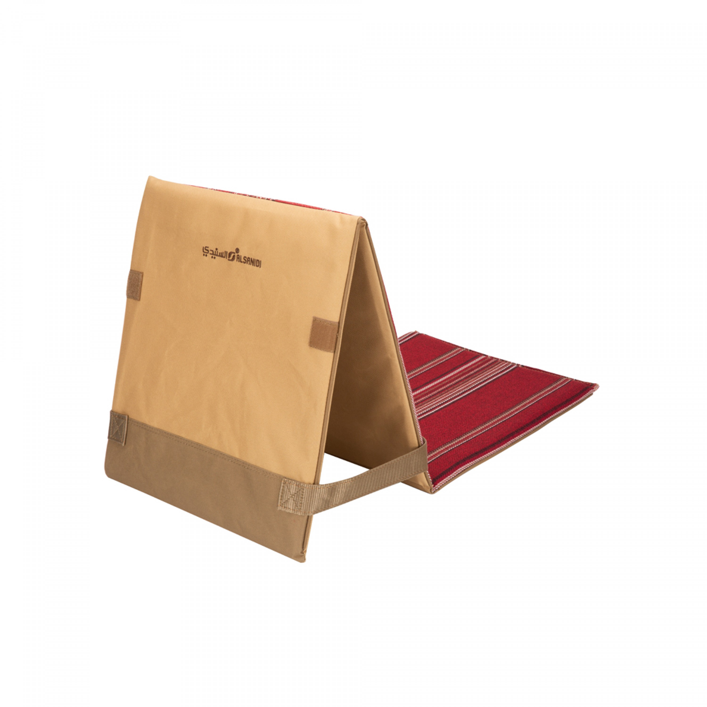 كرسي ارضي الحرم خشبي السنيدي 45.5*95.5 سم