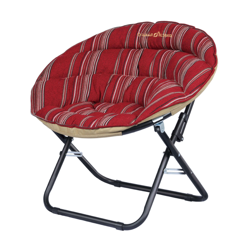 السنيدي كرسي تخييم قابل للطي 83 سم