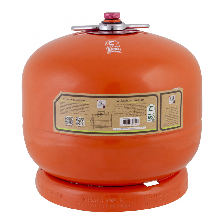 اسطوانة غاز PKL هندي قابلة للتعبئة 5 رطل