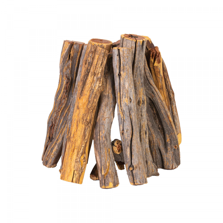 حطب اشجار افريقي عبوة 10 كيلو