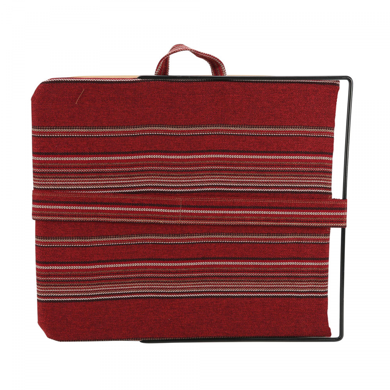 السنيدي كرسي رحلات ارضي للتخييم والحدائق 45*51.5*51 سم