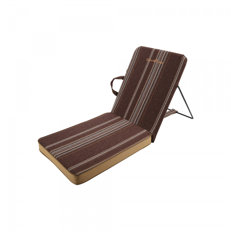 السنيدي كرسي رحلات ارضي للتخييم والحدائق 38.5*45*42.5 سم