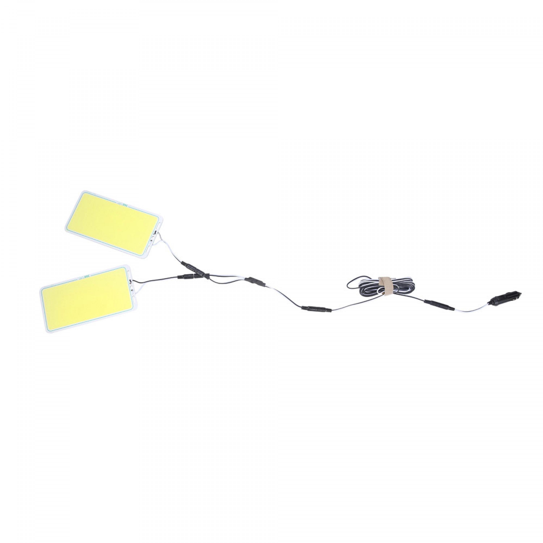 السنيدي لمبة السنارة مصباح LED COB متعدد الوظائف للأماكن الخارجية متعدد الأوضاع للتخييم طول 5 م