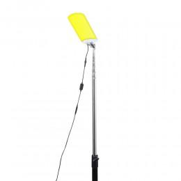 السنيدي لمبة السنارة مصباح LED COB متعدد الوظائف للأماكن الخارجية متعدد الأوضاع للتخييم طول 3.6 م