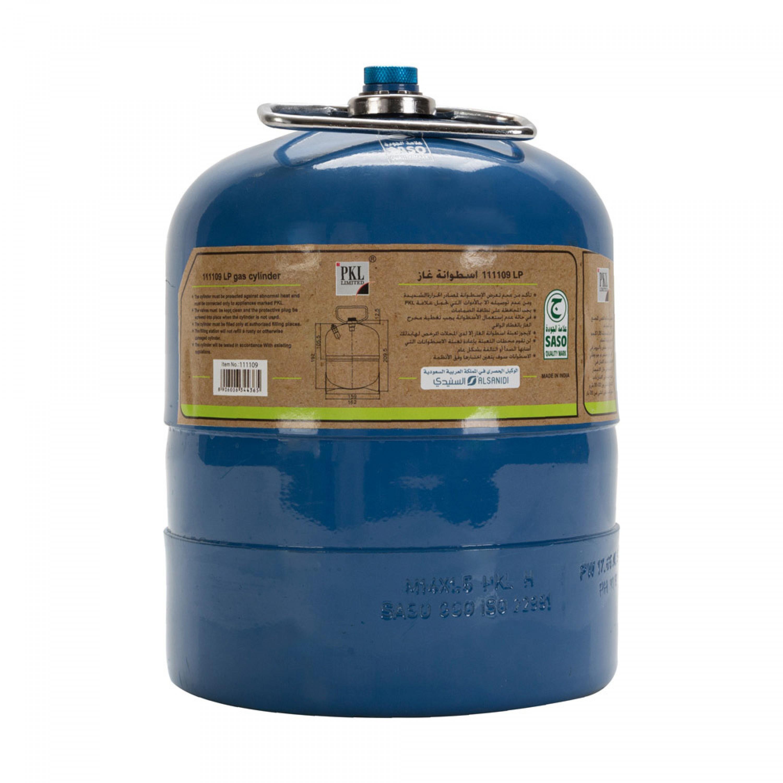 PKL أسطوانة غاز للرحلات هندي قابلة للتعبئة دبة غاز للرحلات 1.25 كيلو