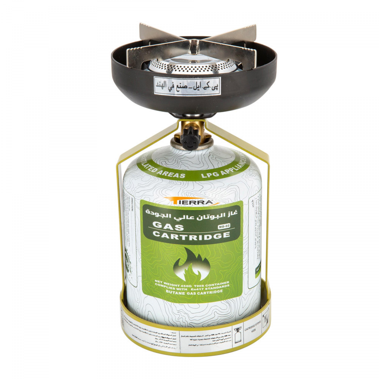 DPT راس كاترج دافور على الغاز هندي موقد غاز صغير شربوش صغير