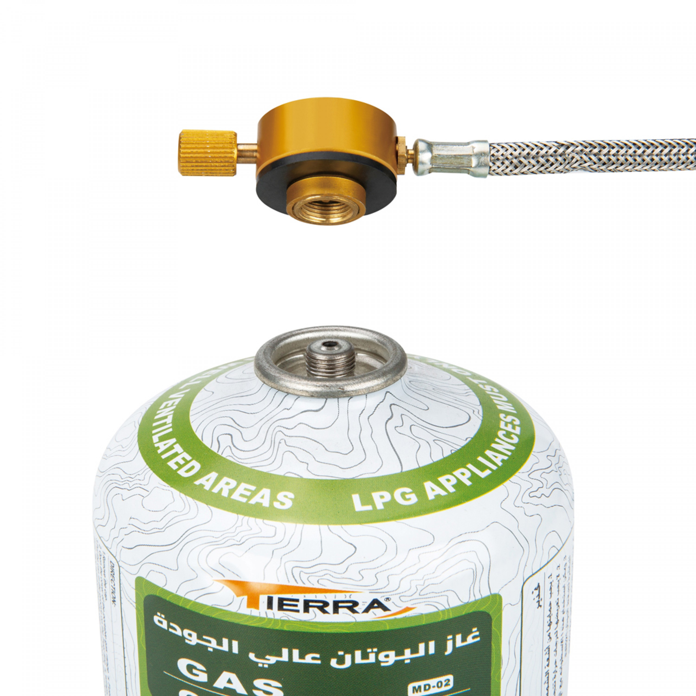 PKL راس كاترج دافور على الغاز هندي موقد غاز صغير 14 سم