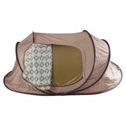 السنيدي خيمة المبيت تلقائية قطن خيمة رحلات باكستاني 120*240 سم